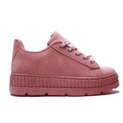 γυναικεία sneakers c140 oem ΡΟΖ