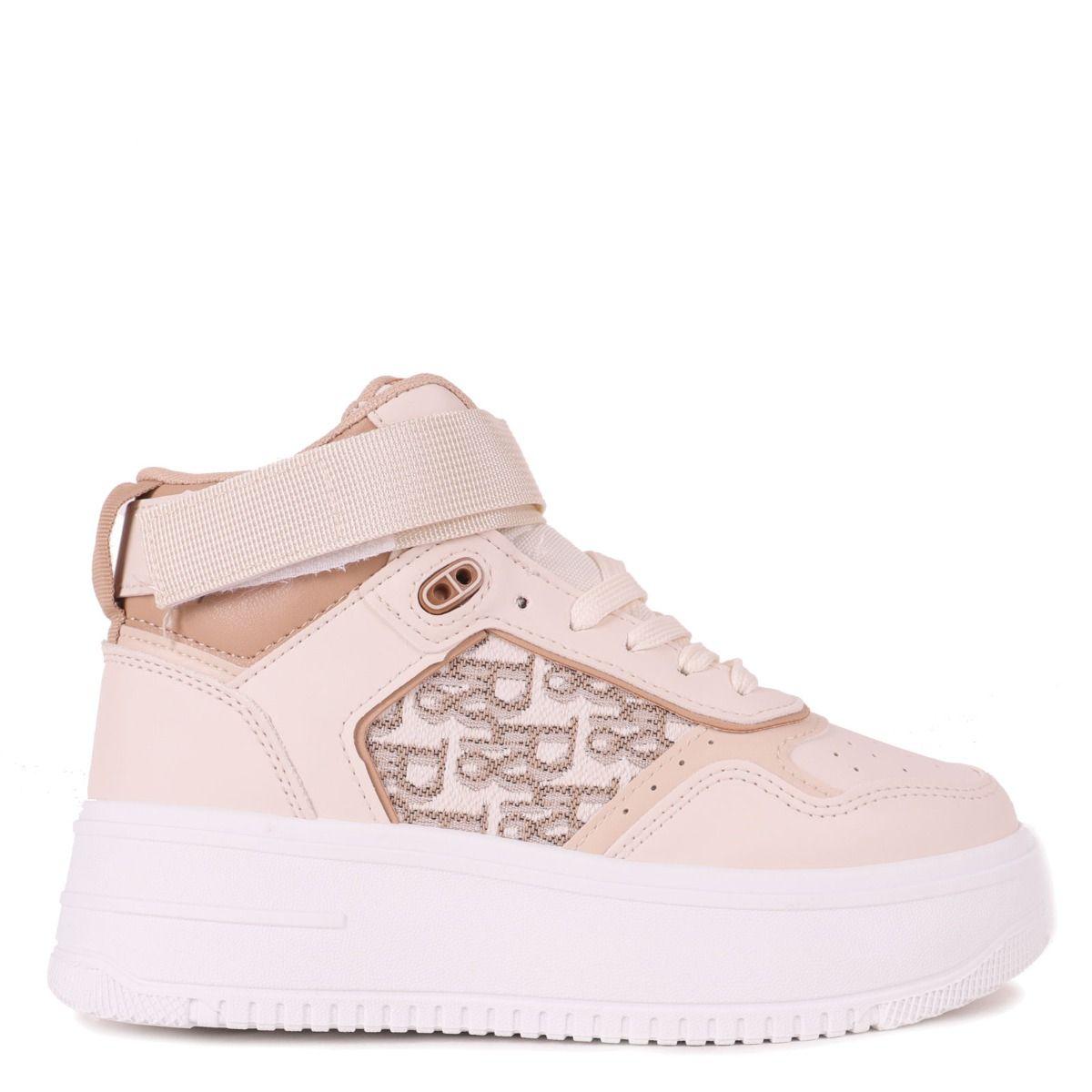 Γυναικεία Sneakers OEM AD429 ΜΠΕΖ