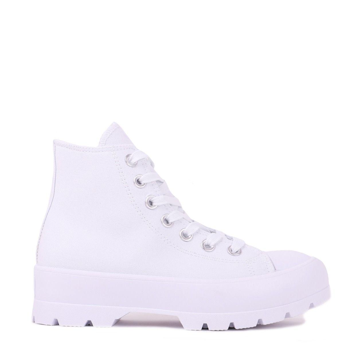 Γυναικεία Sneakers Δίσολα OEM C8652 ΛΕΥΚΟ