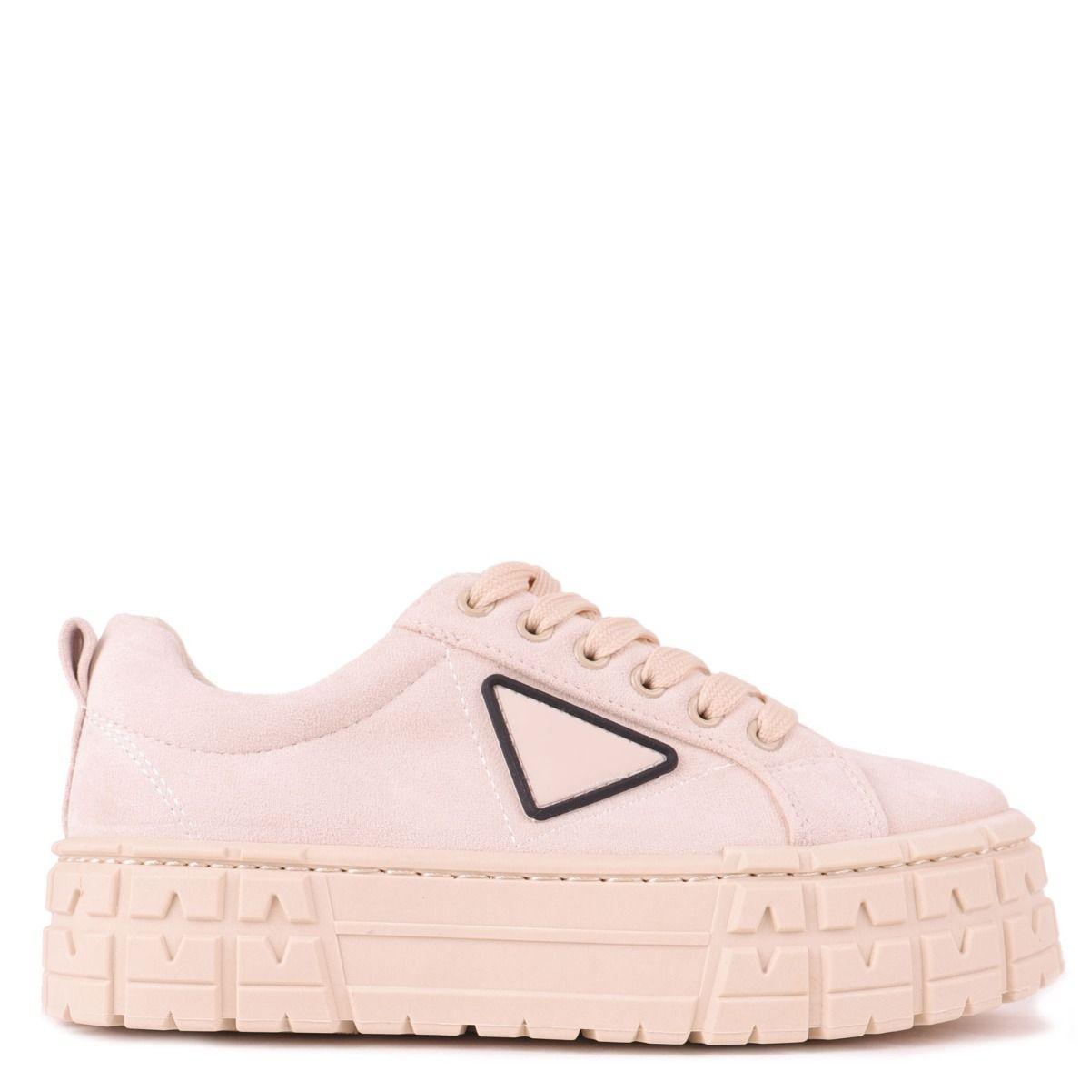 Γυναικεία Sneakers OEM C8735 ΜΠΕΖ